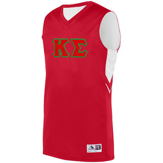 DISCOUNT-Kappa Sigma Alley-Oop Basketball Jersey