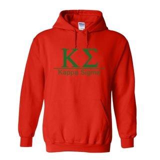 Kappa Sigma bar Hoodie