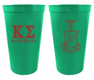 Kappa Sigma Big Crest Stadium Cup