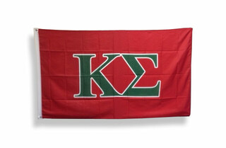 Kappa Sigma Big Greek Letter Flag