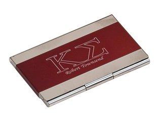 Kappa Sigma Business Card Holder