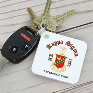Kappa Sigma Color Keychains