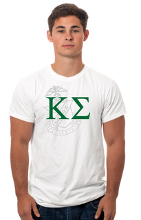 Kappa Sigma Crest - Shield Tee