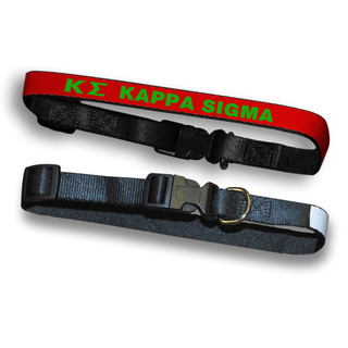 Kappa Sigma Dog Collar