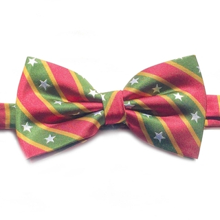 Kappa Sigma Flag Design Bow Tie
