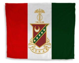 Kappa Sigma Flag Giant Velveteen Blanket