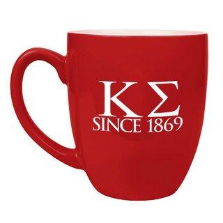 Kappa Sigma Greek Bistro Mug