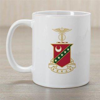 Kappa Sigma Greek Crest Coffee Mug
