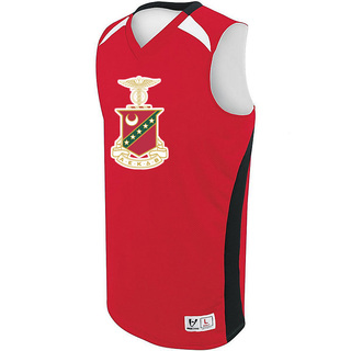 Kappa Sigma High Five Campus Basketball Jersey