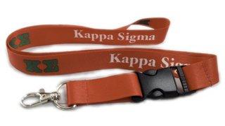 Kappa Sigma Lanyard