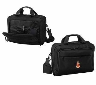 DISCOUNT-Kappa Sigma Crest - Shield Briefcase Attache