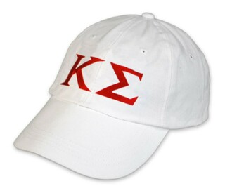 Kappa Sigma Lettered Hat
