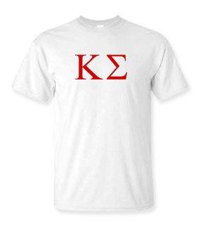 Kappa Sigma Lettered Tee - $9.95!