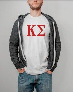 Kappa Sigma Lettered Tee - $14.95!