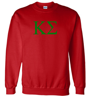 Kappa Sigma Lettered World Famous $19.95 Greek Crewneck