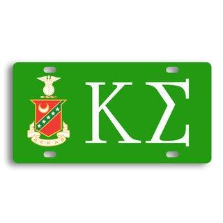 Kappa Sigma License Cover