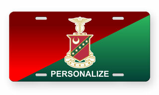 Kappa Sigma License Cover