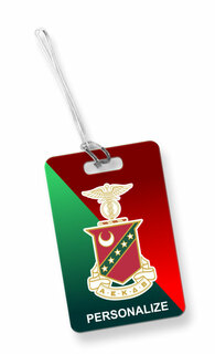 Kappa Sigma Luggage Tag