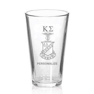 Kappa Sigma Mixing Glass