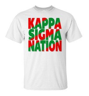 Kappa Sigma Nation T-Shirt