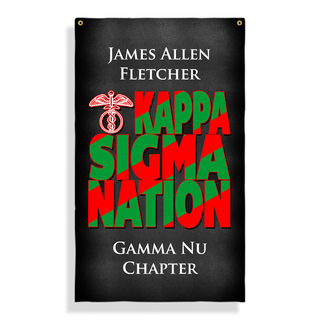 Kappa Sigma Nations Giant Flag