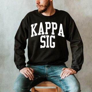Kappa Sigma Nickname Crewneck Sweatshirt