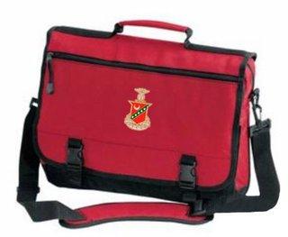 DISCOUNT-Kappa Sigma Emblem Briefcase