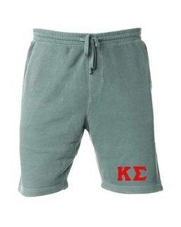 Kappa Sigma Pigment-Dyed Fleece Shorts