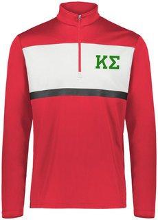 Kappa Sigma Prism Bold 1/4 Zip Pullover