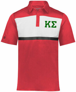 Kappa Sigma Prism Bold Polo