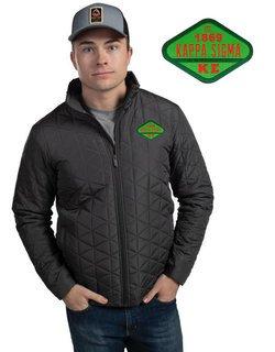 Kappa Sigma Repreve ECO Jacket
