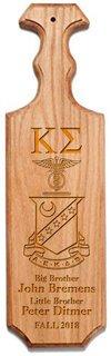 Kappa Sigma Traditional Greek Paddle