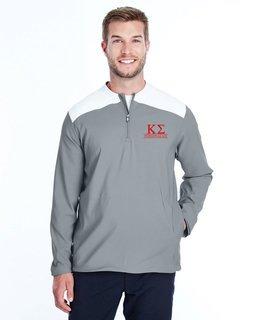 Kappa Sigma Under Armour�  Men's Triumph Cage Quarter-Zip Pullover