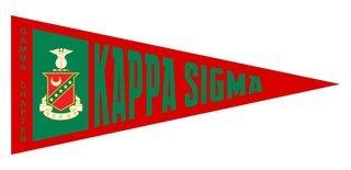 Kappa Sigma Wall Pennants
