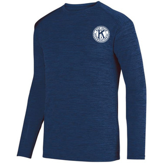 Key Club- $20 World Famous Dry Fit Tonal Long Sleeve Tee