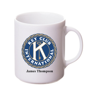 Key Club Coffee Mug