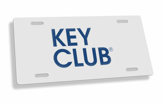 Key Club License Cover