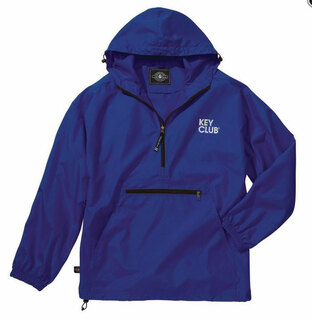 Key Club Pack-N-Go Pullover