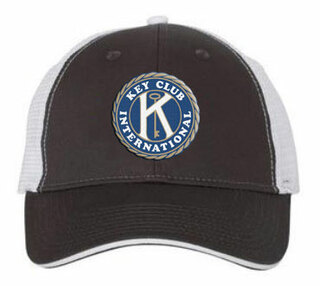 Key Club Seal Trucker Cap