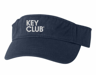Key Club  Visor