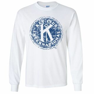Key Club World Famous Long Sleeve T-Shirt- $19.95!