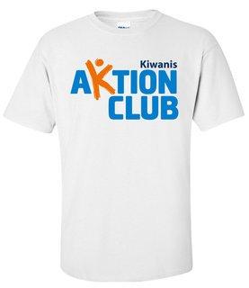 Kiwanis Aktion Club Tee