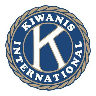 "Kiwanis Large Color Decal - 12"" Tall"