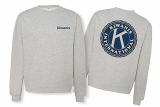 Kiwanis World Famous Crewneck