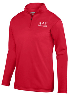 Lambda Alpha Upsilon- $39.99 World Famous Wicking Fleece Pullover
