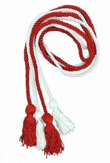 Lambda Alpha Upsilon Greek Graduation Honor Cords