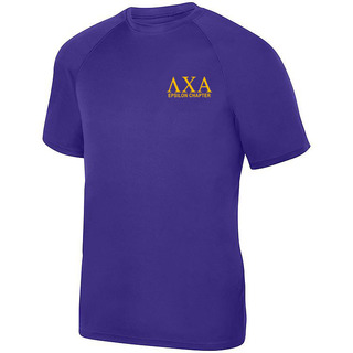 Lambda Chi Alpha- $19.95 World Famous Dry Fit Wicking Tee