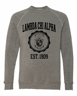 Lambda Chi Alpha Alternative - Eco-Fleece� Champ Crewneck Sweatshirt