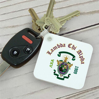 Lambda Chi Alpha Color Keychains
