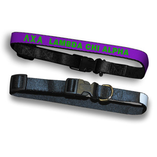 Lambda Chi Alpha Dog Collar